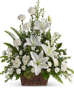 Floreria Riviera Arreglos Florales Con Lilis Flores En